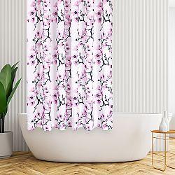 4Home Sprchový závěs Sakura, 178 x 183 cm