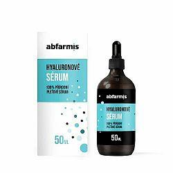 Abfarmis Hyaluronové pleťové sérum 50 ml