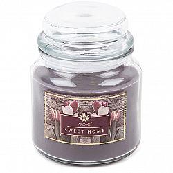 Arome Velká vonná svíčka ve skle Sweet Home, 424 g