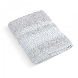 Bellatex Froté ručník Řecká kolekce sv.šedá