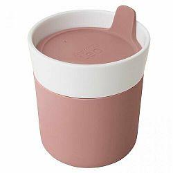 BergHOFF Termohrnek porcelánový LEO 250 ml, růžová