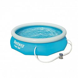Bestway Nadzemní bazén s filtrací Fast Set, pr. 305 cm, v. 76 cm