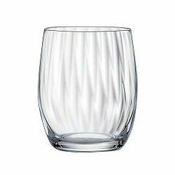 Crystalex 6dílná sada sklenic na whisky Waterfall 300 ml