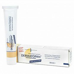 Dermatopan krém na suchou a citlivou pokožku 50 ml