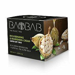 Diet Esthetic Baobab Regenerační krém pro suchou pokožku 200 ml
