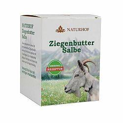 Krém s kozím máslem Naturhof 100 ml