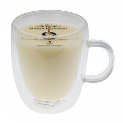 Maxxo Escential Svíčka ve skle Coffee, přírodní vosk, 300 g