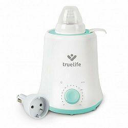 Ohřívač kojeneckých lahví TrueLife Invio BW Single bílý/zelený