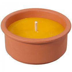 Repelentní svíčka citronela 15 cm, Nohel Garden