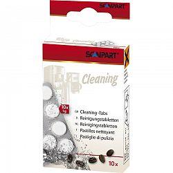 Scanpart 10 ks čistících tablet do kávovarů