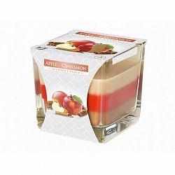 Svíčka ve skle Duha Jablko a skořice, 170 g