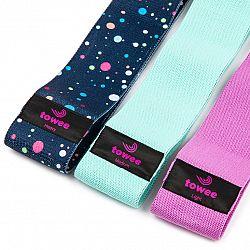 Towee Textilní odporová guma Cosmic Booty band, 3 ks