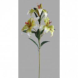Umělá květina Lilie, bílá
