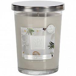 Vonná svíčka ve skle Spa Zen garden 340 g, 12,2 cm